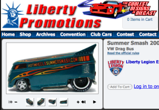 Liberty Promotions screen cap