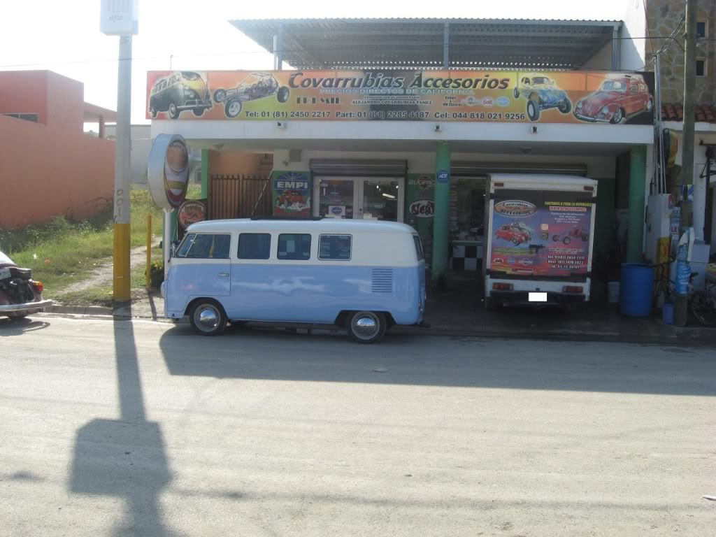 I Love VW Buses!: Craigslist Find: 1967 VW Mexican Kombi Bus