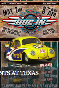 25th Annual Texas Bug-In