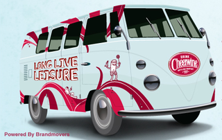 Cheerwine-vw-bus